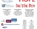 Season of Hope Run 2011 – Thank you to our sponsors!
