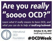Are you really so OCD