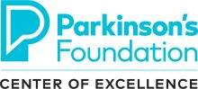 Parkinson Foundation Center of Excellence logo