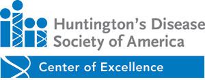 Huntington Disease Center of Excellence Logo